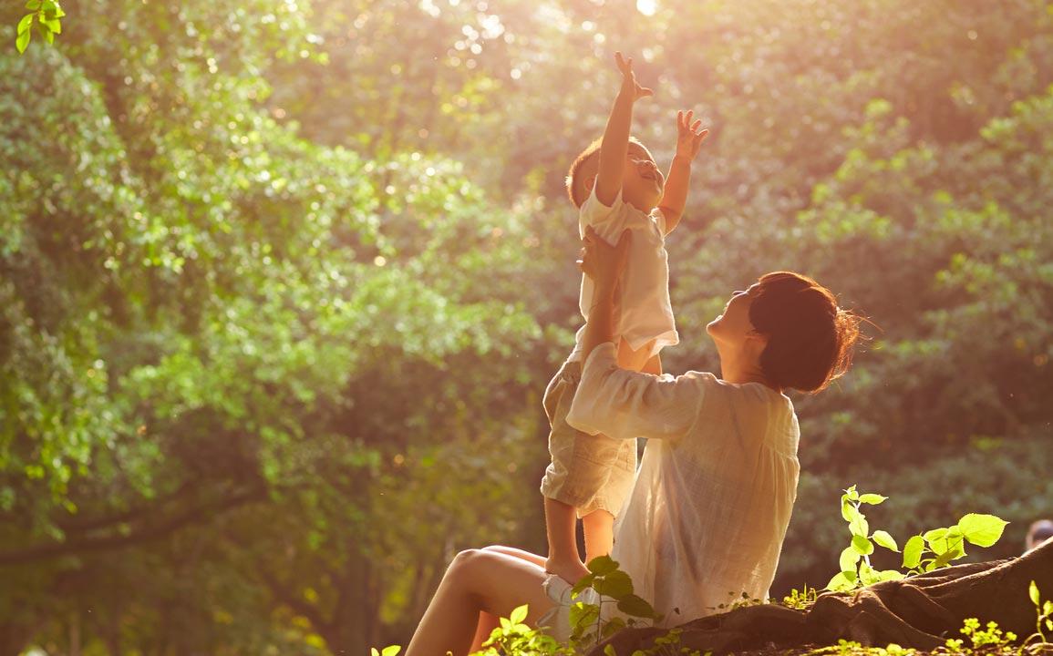 Practice Mindful Parenting